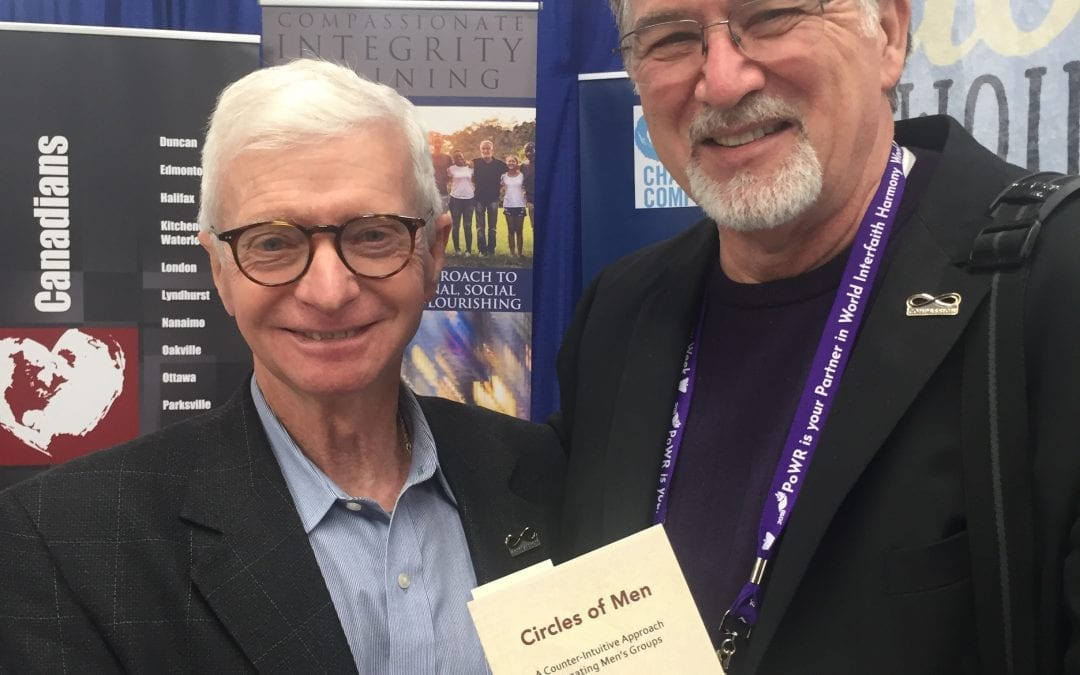 Charlie Barker, Charter for Compassion – A New Compassionate Male