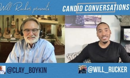 "Ep57: Clay Boykin on ""Candid Conversations"" w/host Will Rucker"