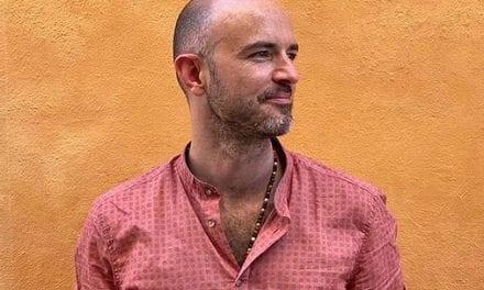 Ep75: Julien Oomen on Music, Transformation & Men's Work
